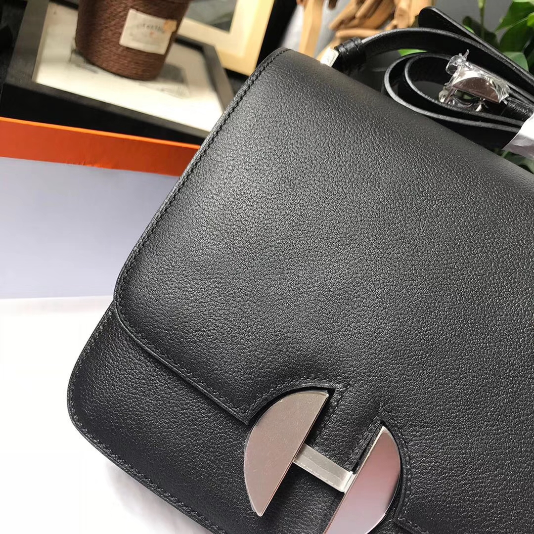 Hermès(爱马仕)CK89 黑色 原厂御用顶级Ever Color 皮 2002-20 现货